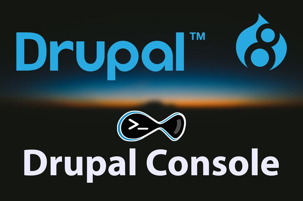 Drupal Console
